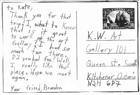 postcards art propeller